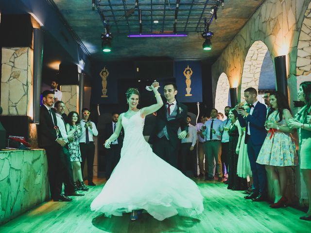 La boda de David y Cristina en El Molar, Madrid 249