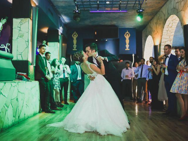 La boda de David y Cristina en El Molar, Madrid 250