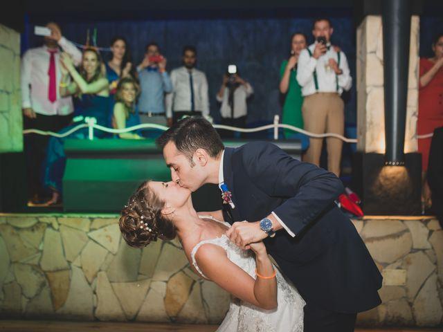 La boda de David y Cristina en El Molar, Madrid 251