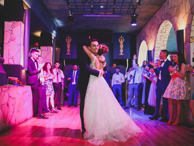 La boda de David y Cristina en El Molar, Madrid 252