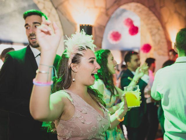 La boda de David y Cristina en El Molar, Madrid 253