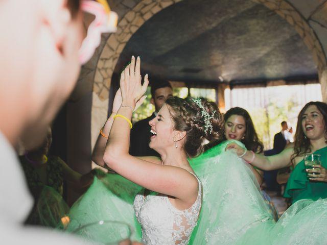 La boda de David y Cristina en El Molar, Madrid 257