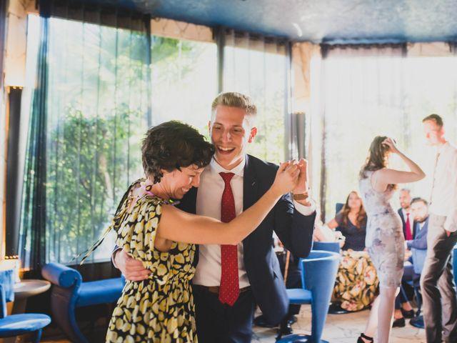 La boda de David y Cristina en El Molar, Madrid 265