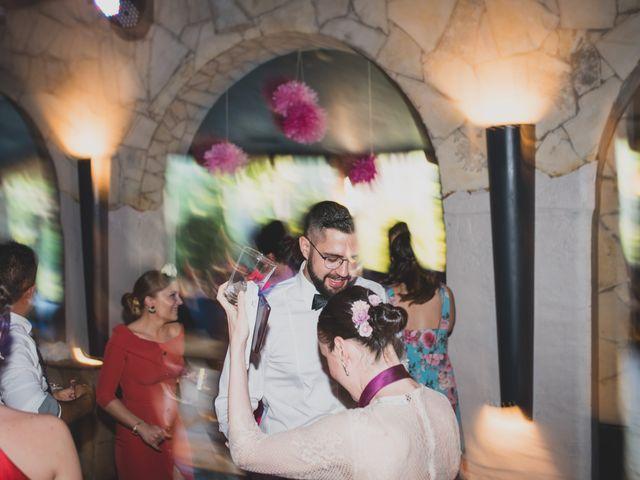 La boda de David y Cristina en El Molar, Madrid 266