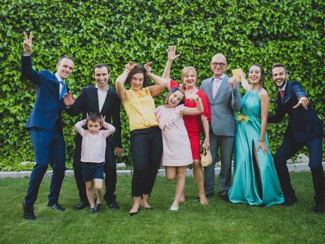 La boda de David y Cristina en El Molar, Madrid 271
