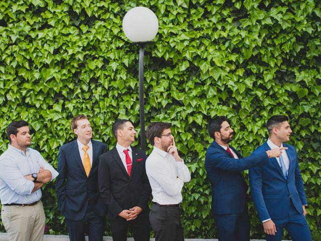 La boda de David y Cristina en El Molar, Madrid 273