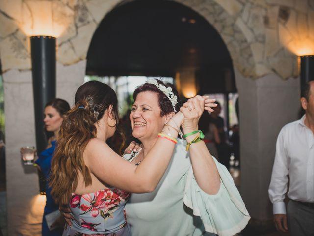 La boda de David y Cristina en El Molar, Madrid 274
