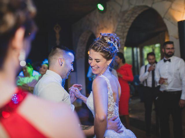 La boda de David y Cristina en El Molar, Madrid 275