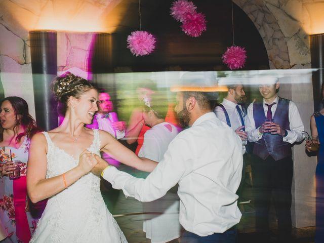 La boda de David y Cristina en El Molar, Madrid 277