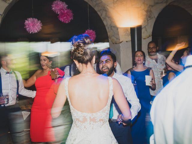 La boda de David y Cristina en El Molar, Madrid 278