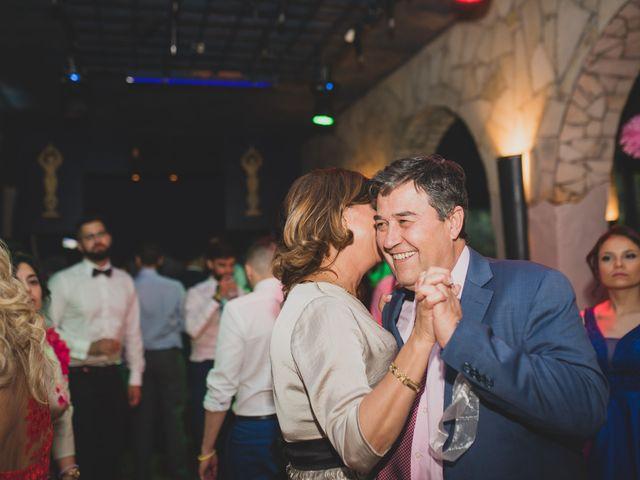 La boda de David y Cristina en El Molar, Madrid 279