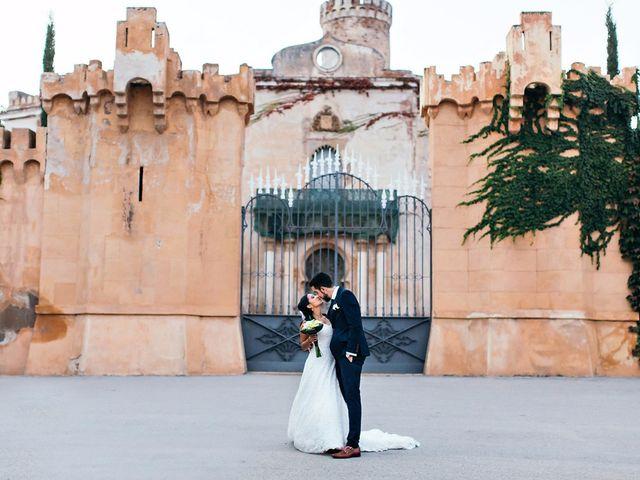 La boda de Elba y Luis en Barcelona, Barcelona 1