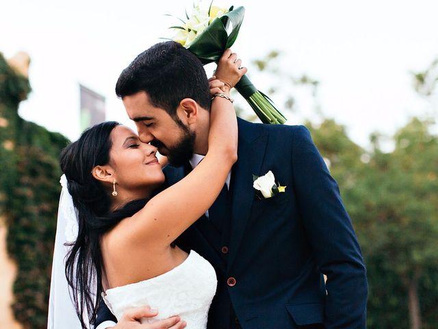 La boda de Luis y Elba