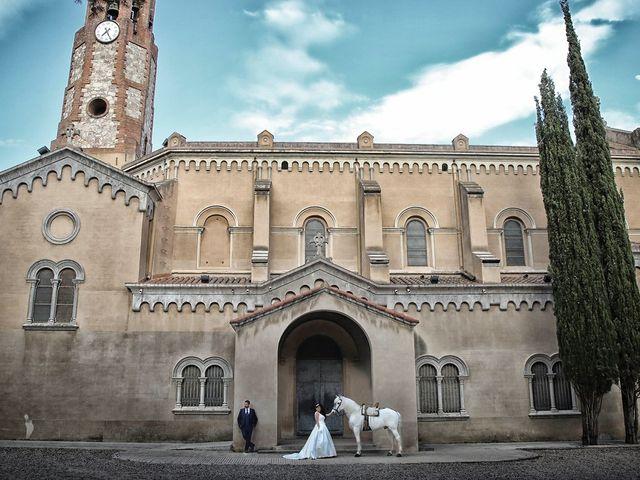 La boda de Alberto y Jenny en Palau De Plegamans, Barcelona 3
