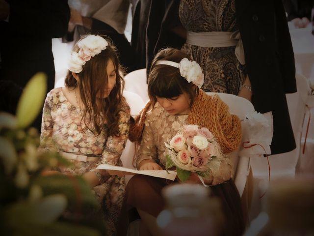 La boda de Alberto y Jenny en Palau De Plegamans, Barcelona 10