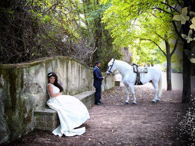 La boda de Alberto y Jenny en Palau De Plegamans, Barcelona 12