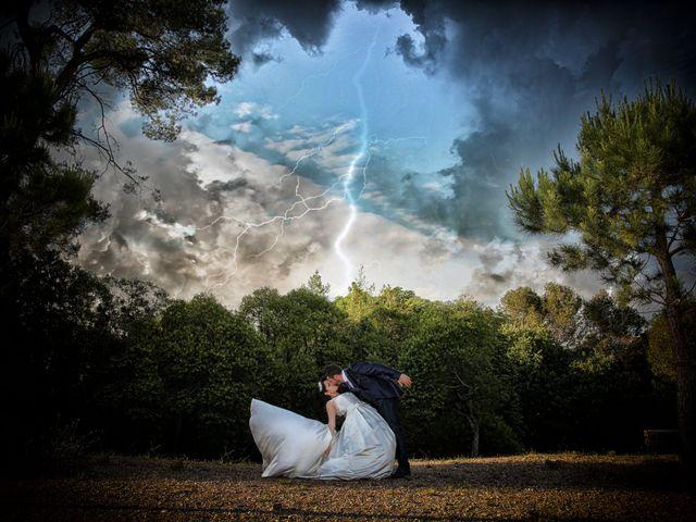 La boda de Alberto y Jenny en Palau De Plegamans, Barcelona 13