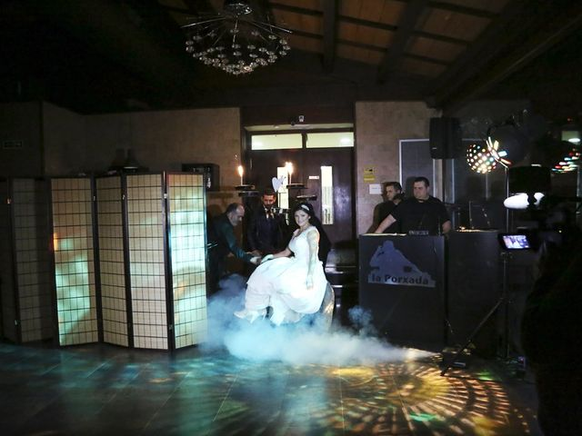 La boda de Alberto y Jenny en Palau De Plegamans, Barcelona 15