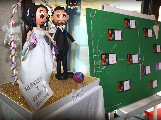 La boda de Alberto y Jenny en Palau De Plegamans, Barcelona 19