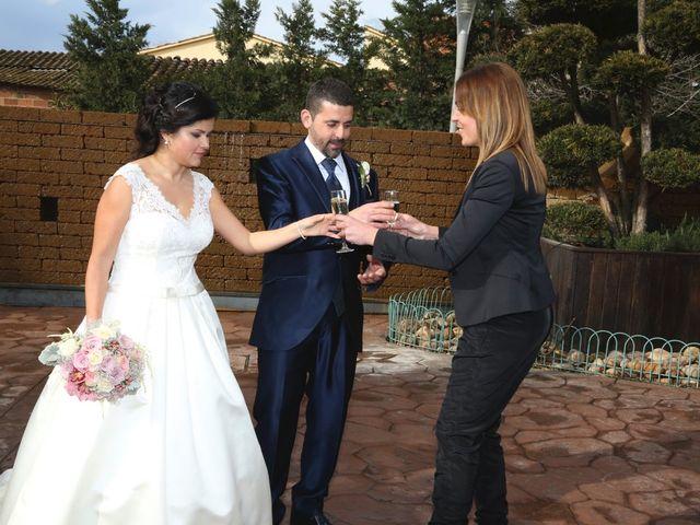 La boda de Jenny y Alberto