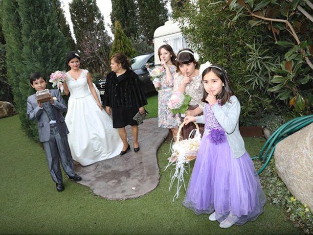 La boda de Alberto y Jenny en Palau De Plegamans, Barcelona 20