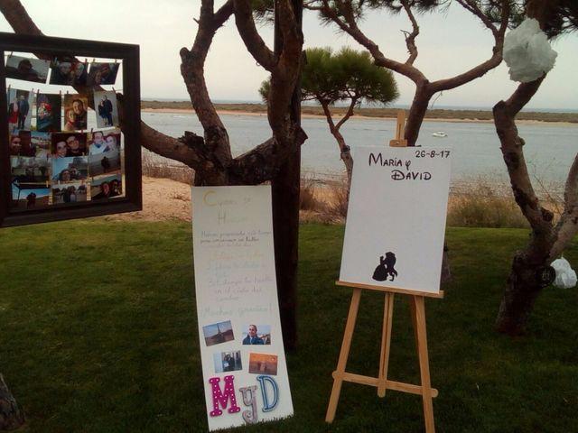 La boda de David y María en El Rompido, Huelva 55