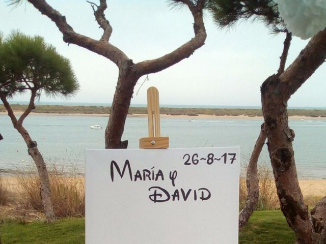 La boda de David y María en El Rompido, Huelva 56
