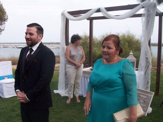 La boda de David y María en El Rompido, Huelva 72