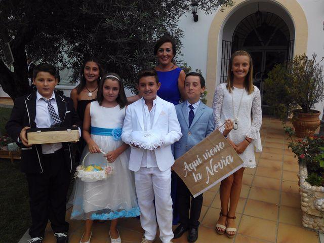 La boda de David y María en El Rompido, Huelva 73