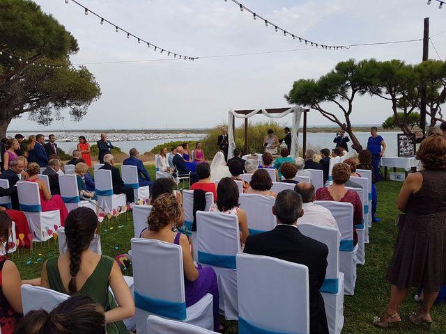 La boda de David y María en El Rompido, Huelva 85