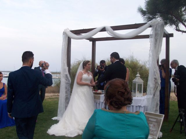 La boda de David y María en El Rompido, Huelva 89