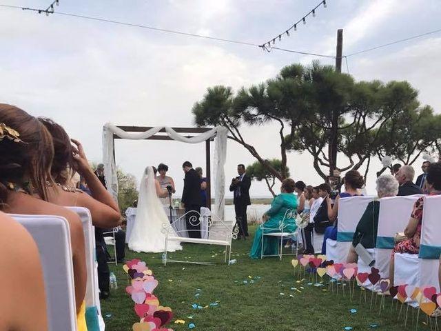 La boda de David y María en El Rompido, Huelva 90