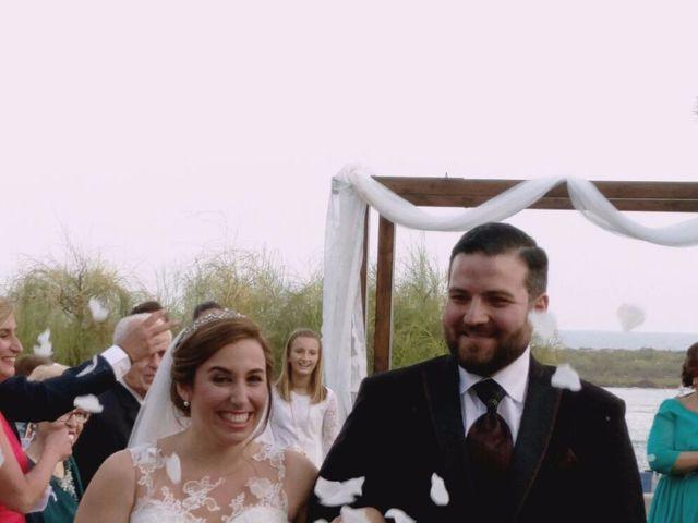 La boda de David y María en El Rompido, Huelva 92