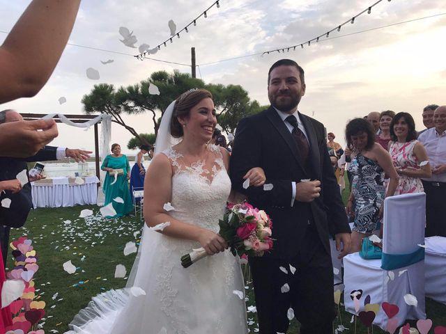 La boda de David y María en El Rompido, Huelva 2