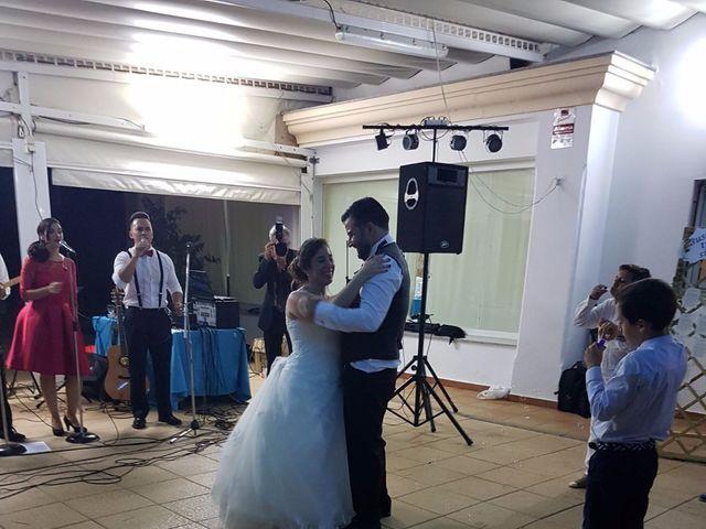 La boda de David y María en El Rompido, Huelva 109