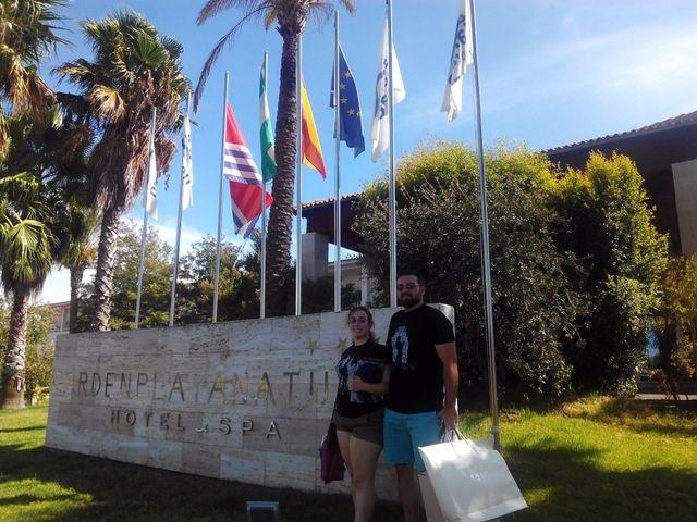 La boda de David y María en El Rompido, Huelva 113
