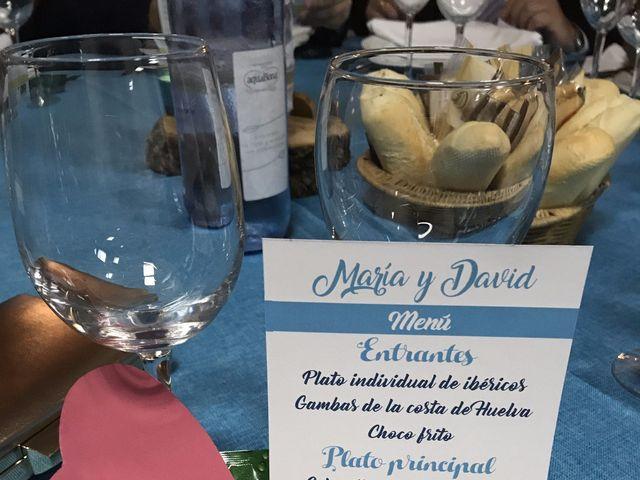La boda de David y María en El Rompido, Huelva 102