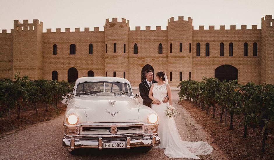 La boda de Iván y Almudena en Valdepeñas, Ciudad Real
