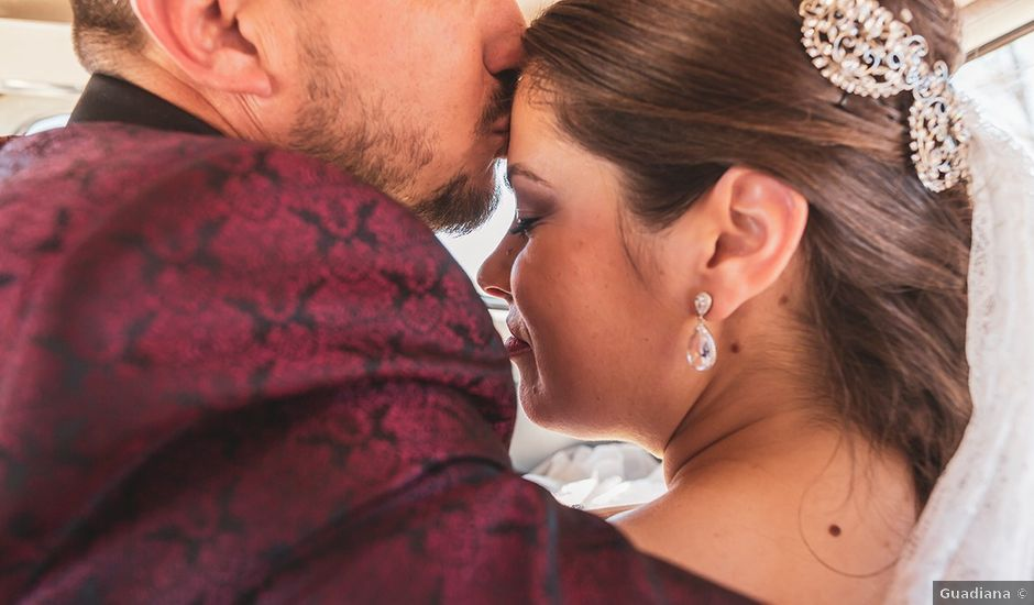 La boda de Jose y Soraya en Miajadas, Cáceres