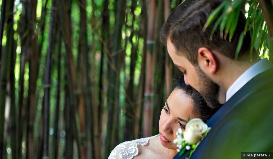 La boda de Óscar y Fabiola en Vigo, Pontevedra