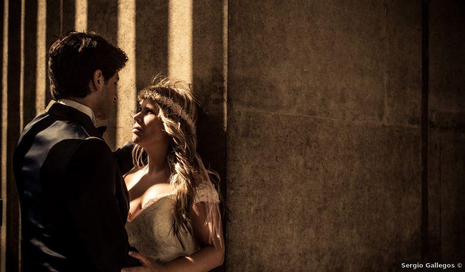 La boda de Carlos y Laura en Novelda, Alicante