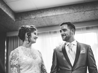 La boda de Domingo  y Sara
