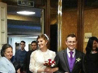 La boda de Domingo  y Sara 2