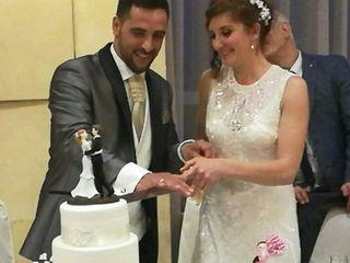 La boda de Domingo  y Sara 3