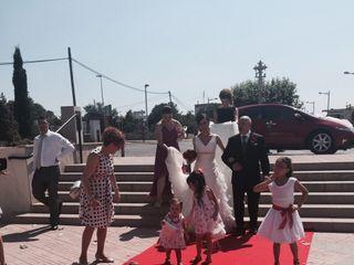 La boda de Susana y Alex