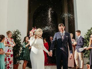 La boda de Verónica y José Carlos