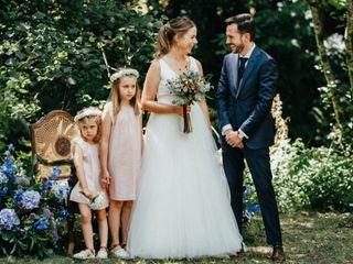 La boda de Antia y Sergio