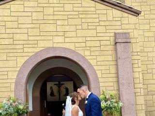 La boda de Cristina y Javier 1