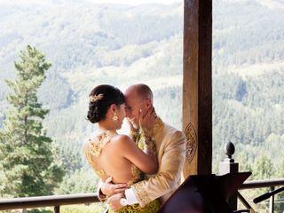 La boda de Gitcha y Mikel