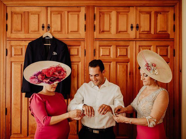 La boda de Luis y Esther en Carrion De Calatrava, Ciudad Real 7